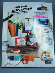 Stampin Up catalogue 2016 - 1st June