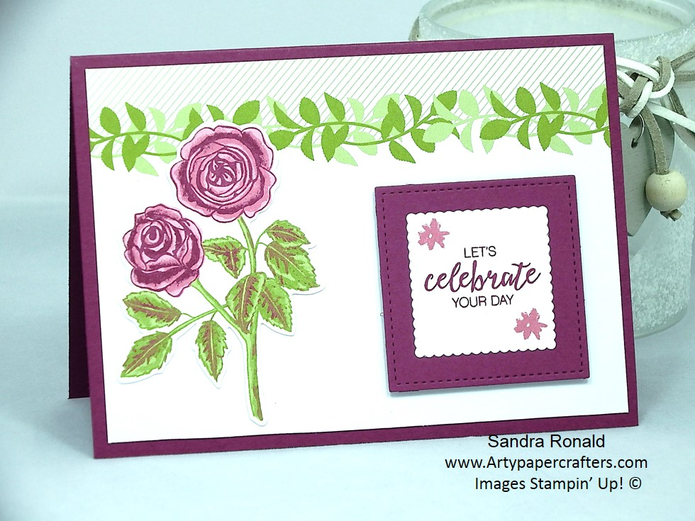 Gorgeous Cards using Petal Garden   Arty Paper Crafters