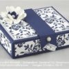 Elegant Gift Box using Stampin' Up products
