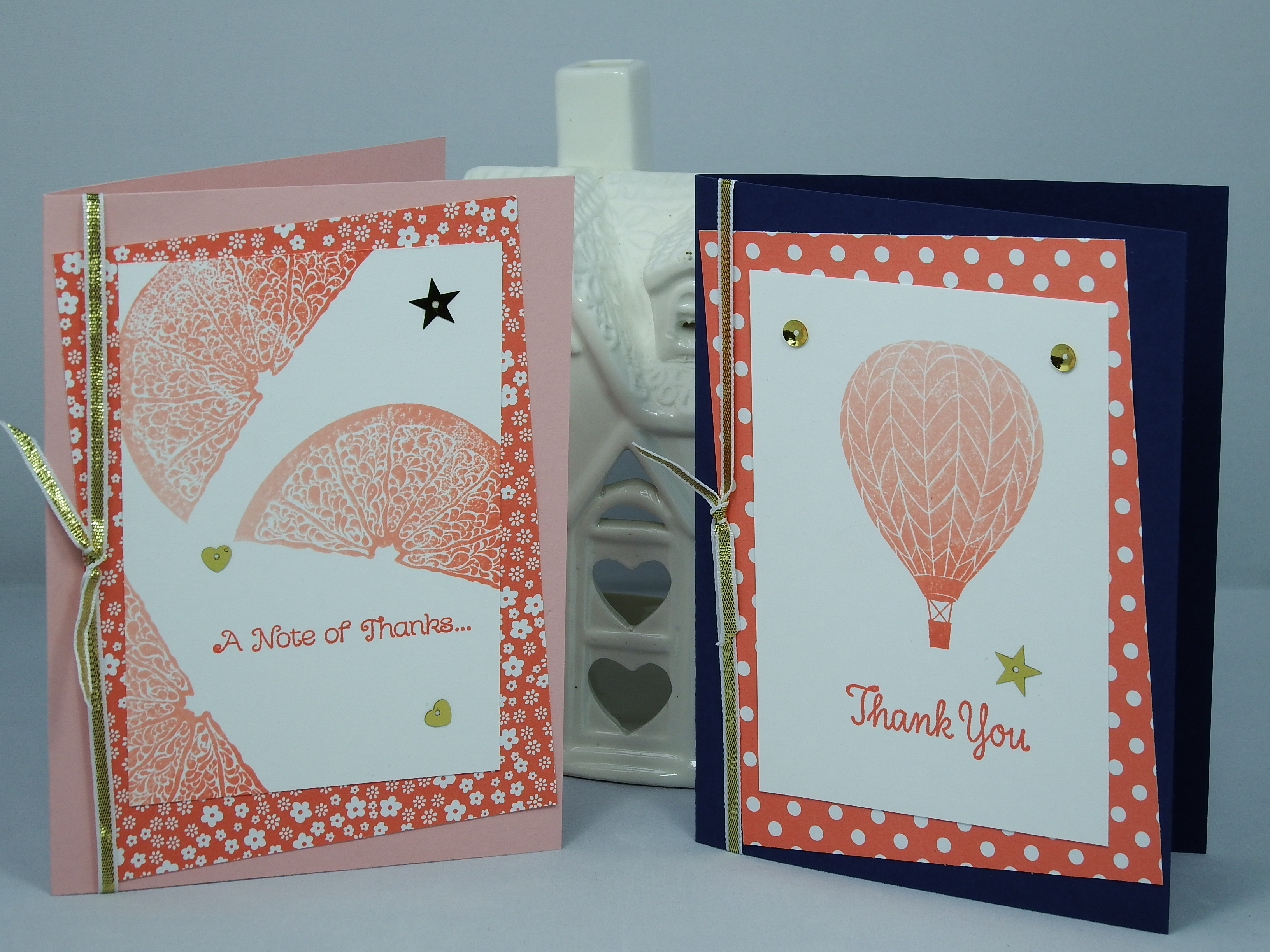Ombre Greeting Card Stampin Up Arty Paper Crafters