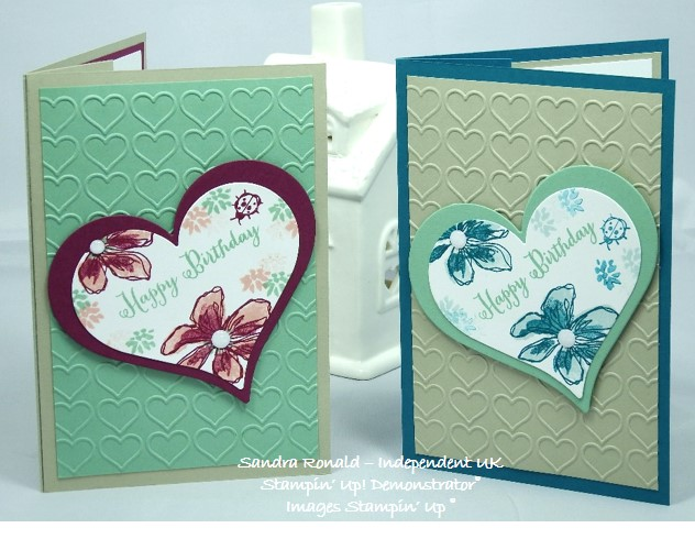 Part 2 Stampin Up Gift Card Arty Paper Crafters