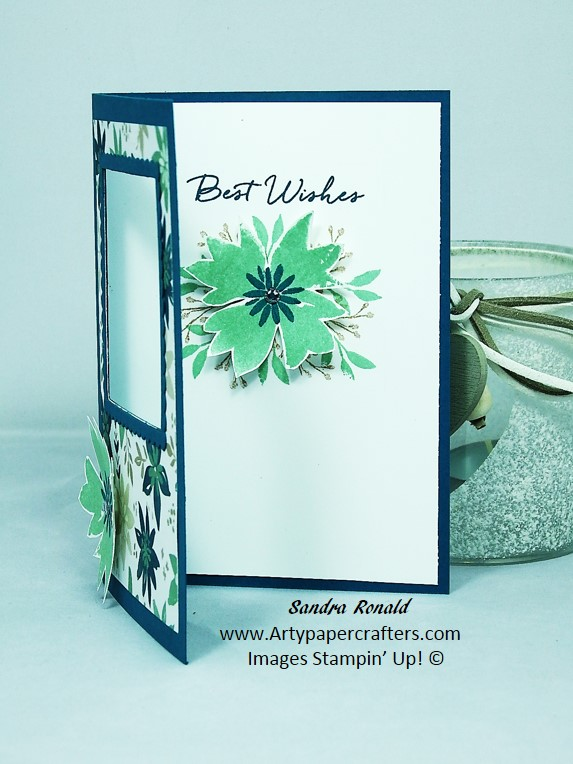 Handstamped greetings card blooms wishes 25 off during november handstamped greetings card blooms wishes 25 off during november 2016 stampin up arty paper crafters m4hsunfo