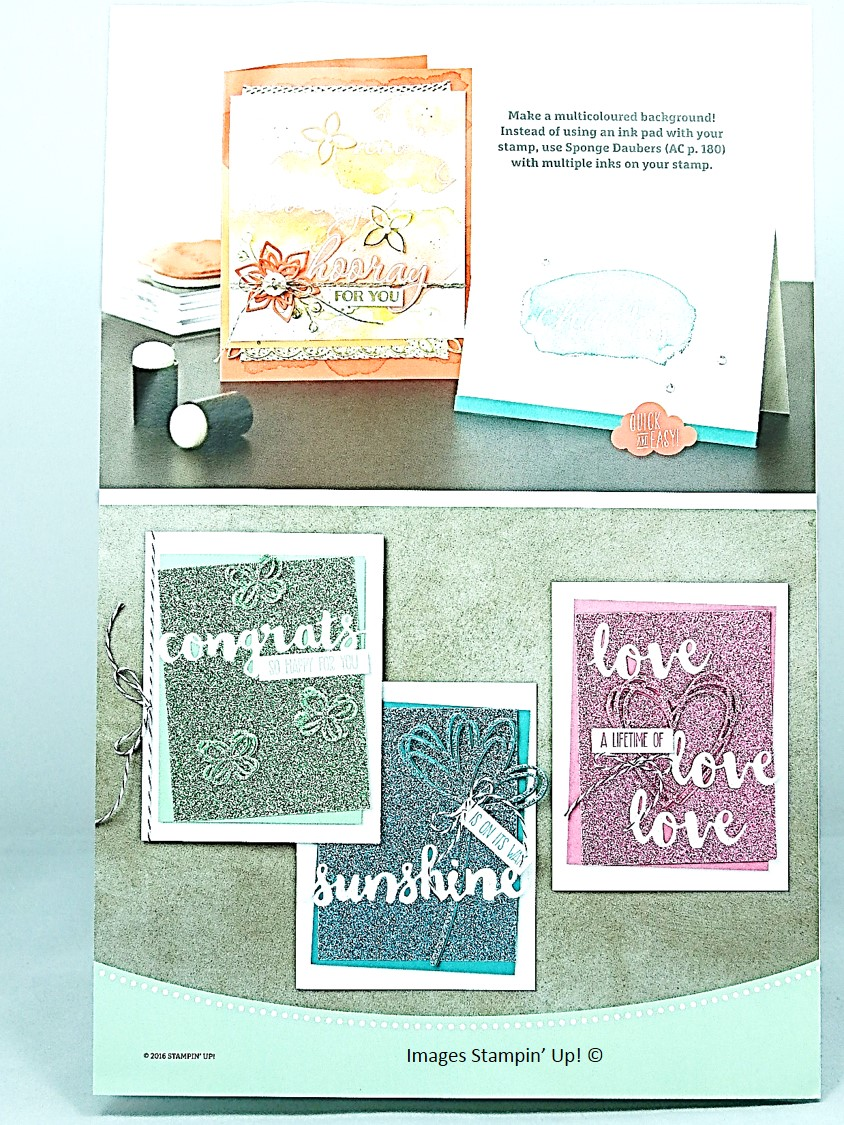 Stampin' Up! New Products | Arty Paper Crafters
